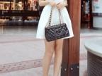 2013春装连衣裙韩版小香气质提花浮雕立体凸花纹花苞连衣裙无袖版