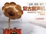 深圳雨之巷仿古留声机YZX1901厂家直销广招代理