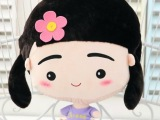 毛绒玩具爸爸去哪儿2Grace姐姐公仔创意玩偶布娃娃抱枕暖手捂曹
