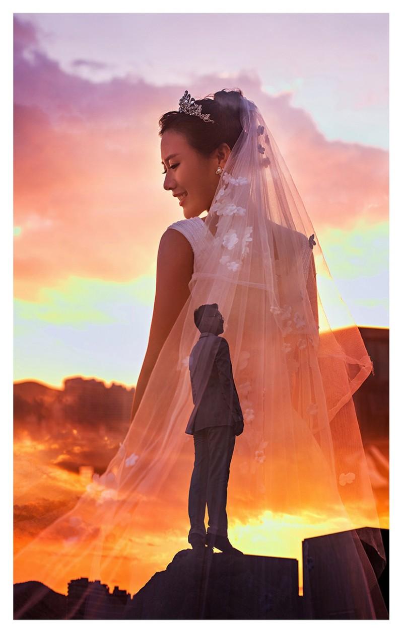 临沂 海之礼婚纱摄影 全程一对一服务,无隐形消费