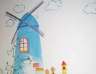 专业墙体彩绘,墙绘公司,手绘墙,彩绘画师,墙画设计