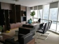 招租 招租 银河SOHO正对电梯厅带家具 便宜招租