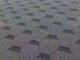 河北石家庄油毡瓦沥青瓦树脂瓦彩石金属瓦彩铝天沟金属雕花板