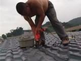 上海屋顶合成树脂瓦 仿古塑料琉璃瓦 新农村别墅瓦厂家