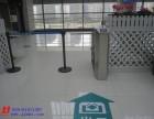 小区出入口管理系统 三辊闸