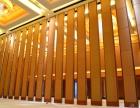 西安厂家直销活动隔断移动屏风折叠门推拉门吊滑门活动隔断墙
