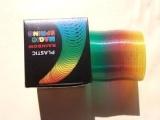 厂家订做各种 彩虹圈 妙妙圈 塑料弹簧