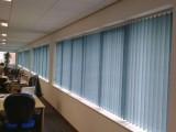 上海宝山定做办公楼窗帘宝山区遮光铝百叶定做办公室遮阳卷帘定做