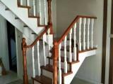 安徽实木楼梯厂家成品楼梯订制阁楼楼梯橡木楼梯合肥楼梯