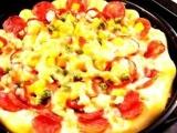 进口披萨批发 半成品披萨 冷冻披萨 9寸