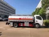 8吨油罐车新车厂家价格 包上牌