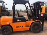 成都全市供应二手杭州5吨叉车价格4万左右车龄一年时间