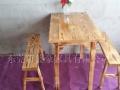 老厂直销: 火焰鹅餐厅桌椅,醉鹅餐厅桌椅,农庄桌椅实木餐桌餐