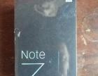 小米note3 黑色 128g全新未开封