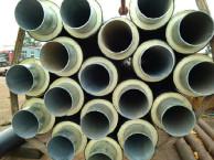 529国标螺旋聚氨酯直埋式保温管厂家/环保检查形式保温管市场