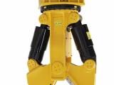 挖掘机大力钳 挖掘机拆迁粉碎钳 挖掘机液压粉碎钳