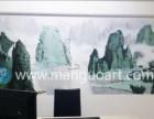 手绘墙、墙绘、4d互动画定制租售、墙面形象设计定制