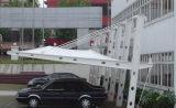 购买汽车雨棚就来豫鑫车棚 平顶山汽车雨棚厂家