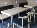 快餐店桌椅,汉堡店桌椅,四川快餐桌椅,发泰家具欢迎您