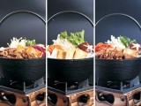 杂志式菜谱设计制作八大菜系专业拍照