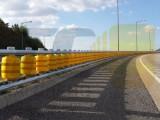 厂家直营旋转式护栏-保障您的生命财产安全