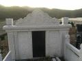 山水石材——精雕墓碑