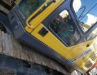 舟山个人一手沃尔沃210B挖掘机整车原版低价出售中