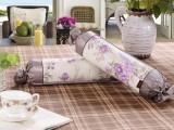 批发新款凉枕夏季枕头保健护颈枕 花草保健枕 冰丝凉席专用枕头