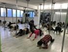 无锡聚星钢管舞基础班教练班全日制学习直通钢管舞大赛