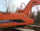 斗山 DH220LC-7 挖掘机          (转让挖掘机