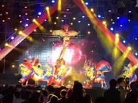 上海庆典灯光音响租赁 LED大屏租赁 舞台搭建公司