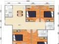 光谷软件园《加州香山美树》华夏理工学院、免中介费、拎包入住、