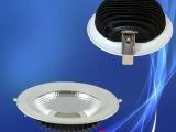 厂家生产加工led筒灯外壳配件 6寸COB筒灯套件 大功率COB