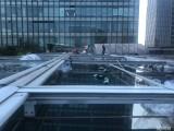 防晒隔热膜阳光房玻璃幕墙贴膜银色太阳膜安装
