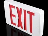 美国市场专用应急灯消防标志灯UL证书