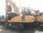 皇冠商家推荐小松卡特220.320二手挖掘机