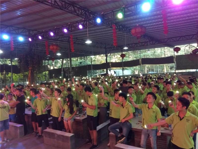 东莞企业年会年终大会策划体验特色年度聚餐