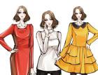 数码服装设计全科班 服装设计速成培训班 上海非凡学院