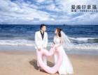 (爱阁印象)青岛拍婚纱照的景点,青岛水下夜景婚纱照哪里好看