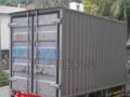 单排厢式货车,拉货搬家