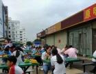 福永 凤凰社区美食街餐饮档口铺位 好味糖水店转让