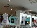 国贸商场负一楼童装 服饰鞋包 商业街卖场