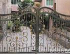 成都花园铁艺大门-栏杆130-7280-8838