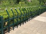 供应佛山热镀锌钢护栏/草坪护栏/花园围栏/园林人行道隔离栅栏