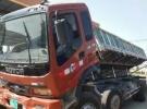 水泥厂转让侧翻自卸车4年6万公里5.8万