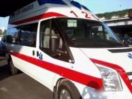 威海机场跨省长途救护车出租威海正规私人120救护车新生儿转院