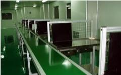 供应装配生产线 快递分拣线 无动力滚筒线 手动插件线 高温喷油线 水帘柜