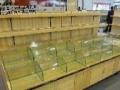超市糖果展柜木质实木展示货柜零食干果展示柜散装货架