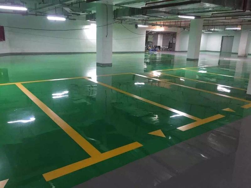 承接环氧地坪水泥自流平防静电地坪