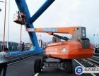中山板芙高空作业平台出租,20米以上伸臂式高空平台车租赁